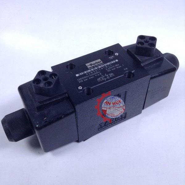 Van điều khiển điện Parker D3W001CNTW42