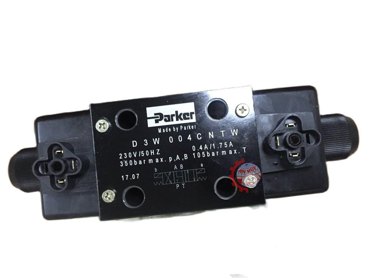Van điều khiển điện Parker D3W004CNTW42